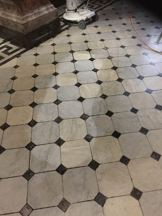 Tile Cleaning in Broadview