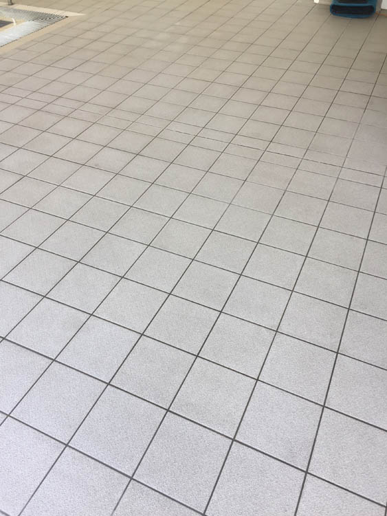 Commercial tile & grout cleaning in Adelaide