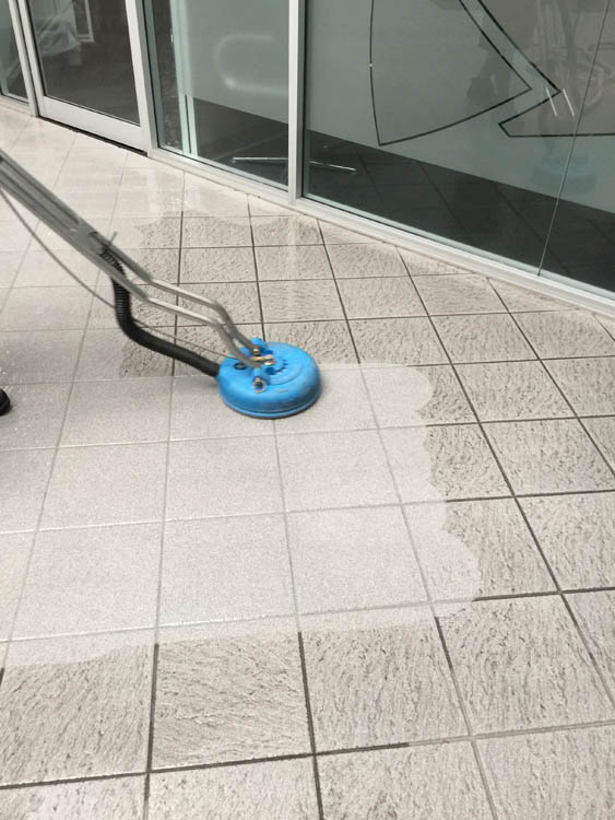 Tile & Grout Cleaning - We succeed where others have failed!