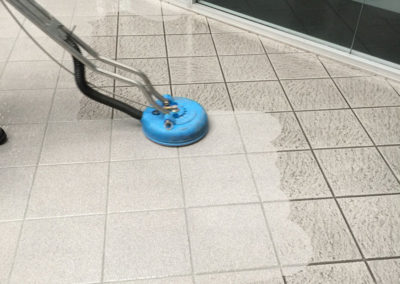 COST-EFFECTIVE TILE & GROUT CLEANING - COMMERCIAL & RESIDENTIAL